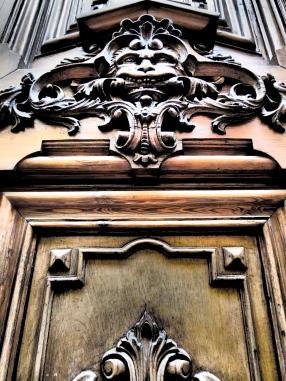 Detall de porta (P. Cerdà, 2015)