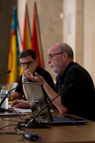 Xavi Aliaga i Carlos Thiebaut