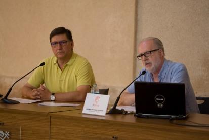 Isaïes Blesa i Germán Ramírez Aledón