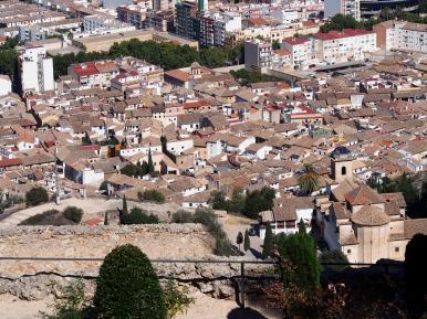 Vista de Xàtiva