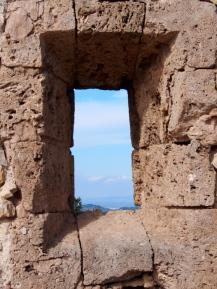 Dins del Castell